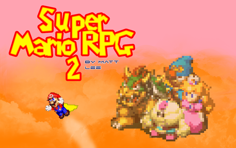 Super Mario RPG 2 Wallpaper for Mac Users