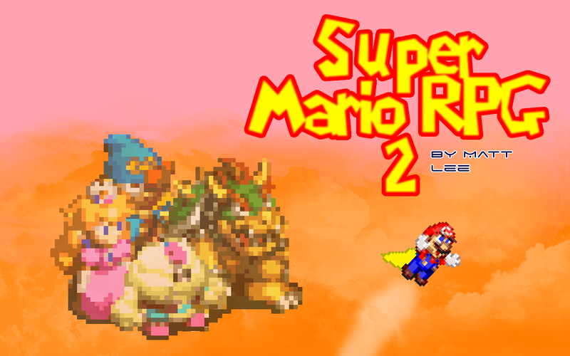 Super Mario RPG 2 Wallpaper for PC Users